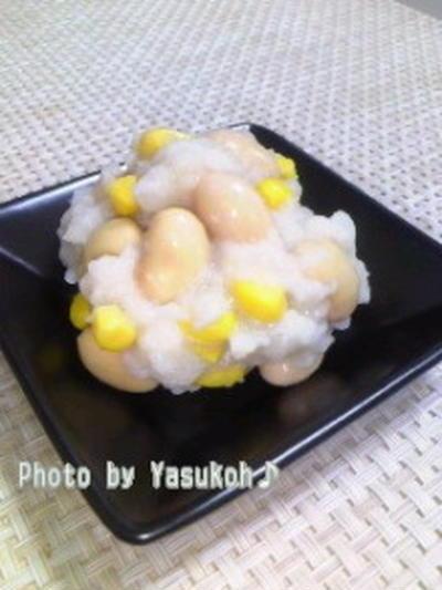 長芋 ポテト サラダ