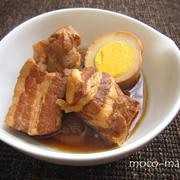 圧力鍋で50分♪大根と豚のこく煮 -豚の角煮-