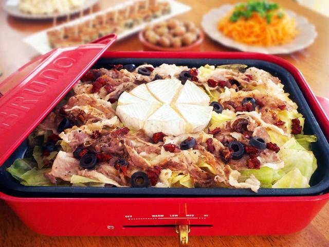 カマンベールチーズの贅沢レシピ12選!まるごと使いでおつまみや料理に!