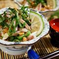 【納豆レシピ5品が ミツカンさんの納豆HPでご紹介されました^^】 by あきさん