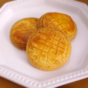 簡単サクサク♪塩と香ばし♪ガレットクッキー☆ガレット・ブルトンヌのレシピと、今年一年ありがとうございました!