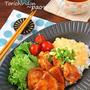 全部レンジで簡単ノンオイル♪とろとろ半熟卵と鶏むね肉の甘辛丼!連載 by ぱお