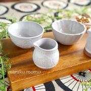 まるで高級仕上げ!?セリア100均『和食器の花粉引きシリーズ』が可愛い。