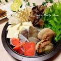 タラ・鮭・ホタテの海鮮よせ鍋 by mariaさん