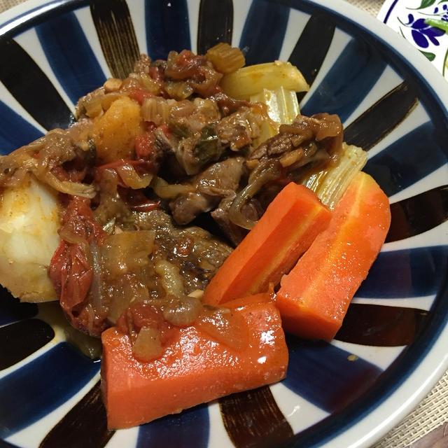牛肉 トマト 煮込み