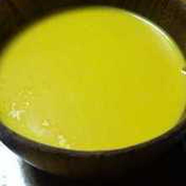 簡単レシピで晩御飯-かぼちゃのスープ