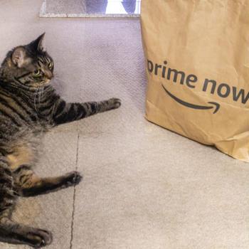 Amazon Prime Now で参った話
