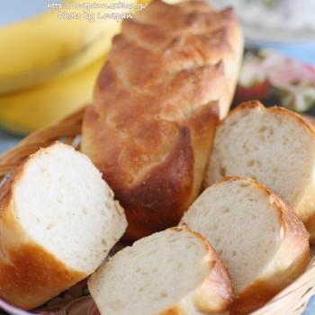 バナナ酵母のプチパンドミー