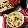 ヤマキ基本のだし土鍋で牡蠣めし