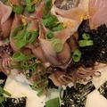 おうちごはんNo.45|ホタルイカと生のり佃煮の春待つ丼
