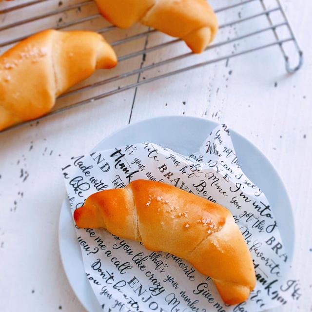 sei【大人気!バターがじゅわ~!スピード発酵!】◎塩バターパン