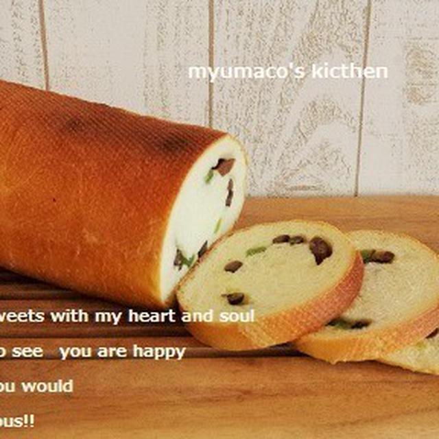 【モニタ】メッシュのラウンド豆パン