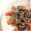 豚肉と海苔の柚子胡椒ロール