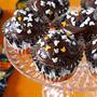 ハロウィンチョコレートカップケーキの作り方 (動画レシピ)