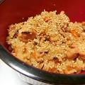 味が染み染み♪鶏ひじきの炊き込みご飯&鶏ごぼうの炊き込みご飯   by 銀木さん