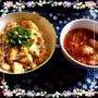 4月25日(金曜日)朝★麻婆豆腐