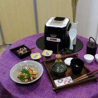レシピブログの「銘柄量り炊きIHジャー炊飯器☆ふっくら炊き上げご飯×かめ代さんの絶品おかず」イベントに行ってきました。