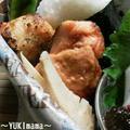 COOKPADカテゴリ掲載「鮭、サーモン」~塩麹ガーリックワイン漬け鮭の照り焼き~お弁当にも by YUKImamaさん
