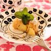 バーミキュラで♪アップルシナモンアーモンドケーキ