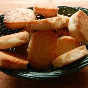 卵不使用のココナツクッキー-coconut cookies-