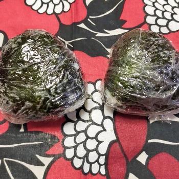 6/16(水)山椒味噌おにぎり弁当とプチ断食