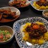 野菜とお豆のスパイシーカレー&ターメリックライス