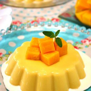 気分は南国♪マンゴーを使った簡単・ひんやりスイーツ5選
