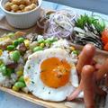 枝豆ごろごろガーリック炒飯&湯布院の旅③