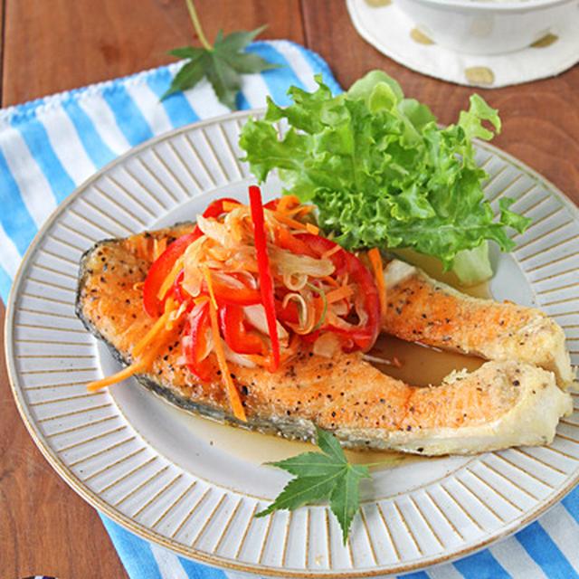 今が旬!ふっくら鮭&サーモン料理5品集めました!