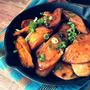 【♡彼氏ウケ抜群♡】片栗粉まぶして、フライパンでカリっと「激ウマ魚肉ソーセージ」