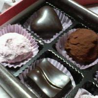 GABANスパイスでチョコトリュフ