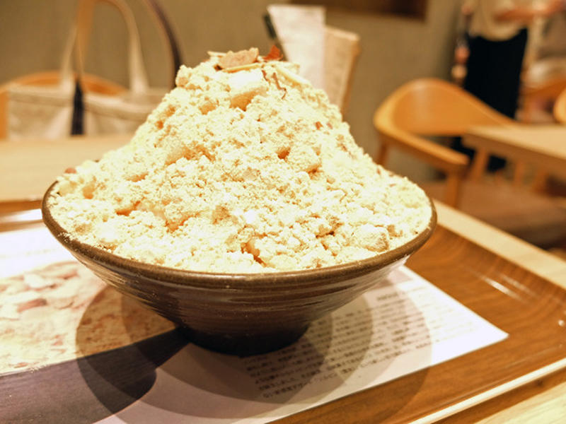 粉雪のような口どけ♪韓国で大人気のかき氷店「SULBING(ソルビン)」が日本上陸