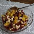 ビーツと白豆のサラダのレシピ