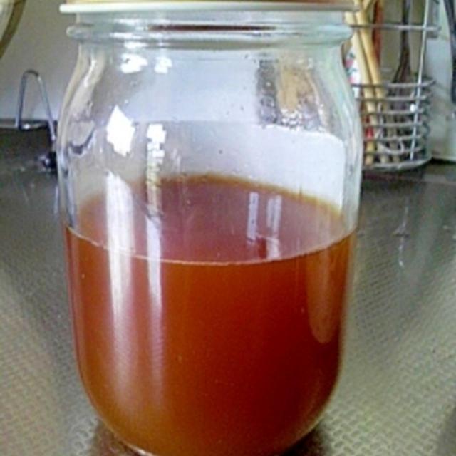 作りやすい夏!紅茶の自家製酵母