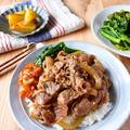 お気に入りの焼肉のたれ【牛肉と玉ねぎのスタミナ炒め】15分/冷蔵5日/フライパン