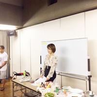 アスリートのための栄養生理学 for名古屋大学柔道部主催高校生合宿にて