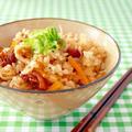 やきとり缶de中華風炊き込みご飯♪缶詰を使った簡単お手軽アレンジレシピ&忙しい日のお役立ち満足ごはん by みぃさん