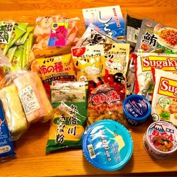 静岡・伊豆下田のスーパーで買ったご当地ローカルみやげ