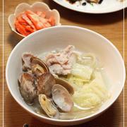 シンプルに美味しい☆塩麹鍋