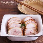 【レシピ】オーブンで焼く鶏チャーシュー♡#鶏肉 #チャーシュー #おかず #夕飯 #肉