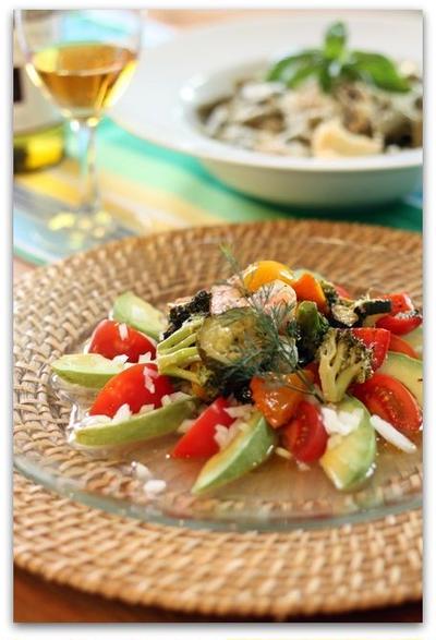 夏こそサラダで元気に!夏野菜たっぷりサラダのレシピ35選