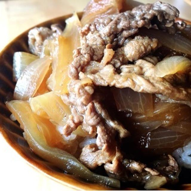 俺の牛丼(無水タイプ)