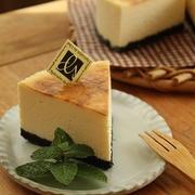 ニューヨークチーズケーキ。
