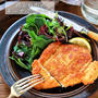 ♡鶏むね肉のチーズパン粉焼き♡【#簡単レシピ#時短#節約#コスパ#お弁当】