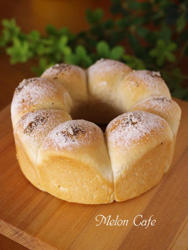 3.ふんわり塩ちぎりパン