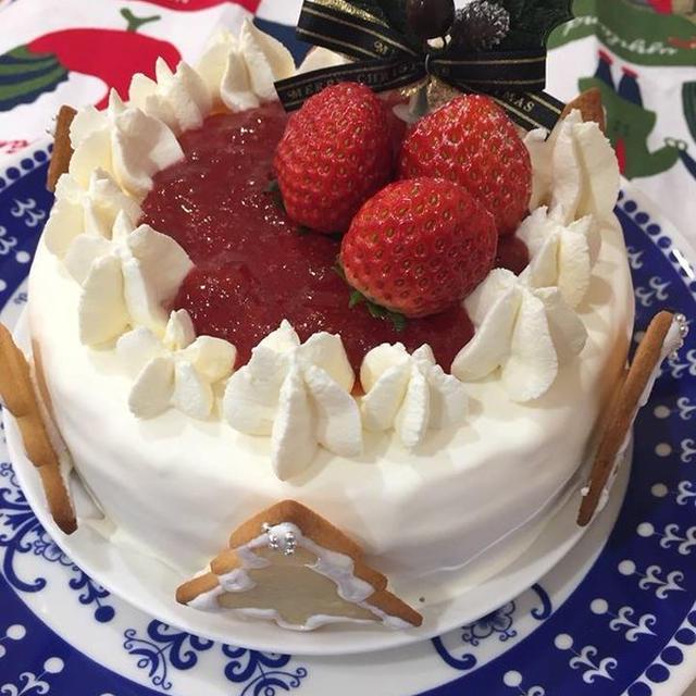 100均シリコン型で超簡単☆おうちdeアイスクリームケーキ