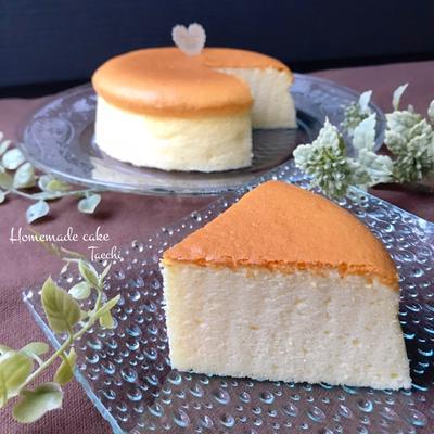 秘密にしたいチーズスフレケーキと手作り豆腐