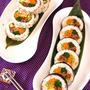 お弁当にも♪具材色々キムパ(韓国風のり巻き)レシピ