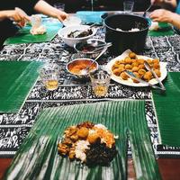 自宅料理教室(20180515)ランプライス