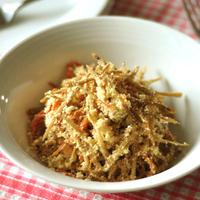 【時短レシピ】便秘解消にはこのレシピ! 食物繊維たっぷりのおから和えサラダ